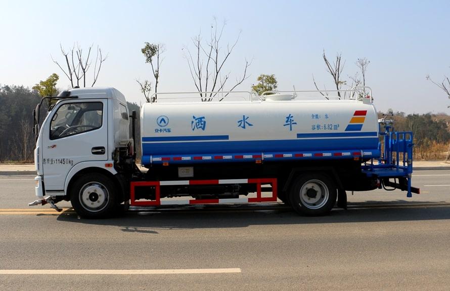 东风8吨洒水车整车图片B