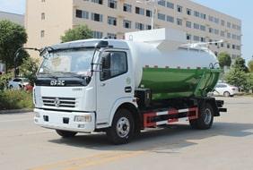 东风D7餐厨式垃圾车