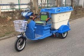 电动三轮保洁车价格-图片-视频