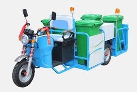 电动三轮四桶车价格-图片-视频