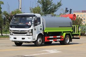东风9吨国六喷雾洒水车