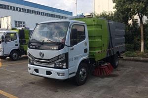 3吨道路清扫车价格_配置_图片_视频大全