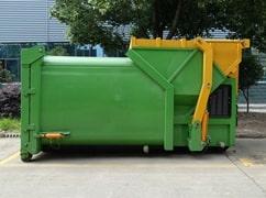 8方移动压缩垃圾站厂家价格