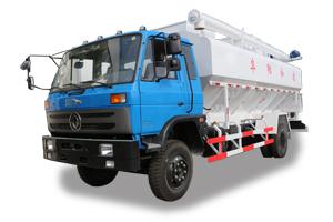 东风153饲料运输车