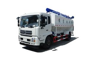 天锦10吨饲料运输车
