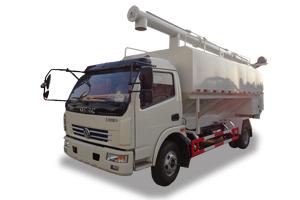 东风多利卡6吨饲料运输车