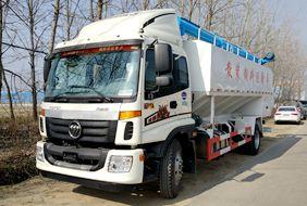 散装饲料运输车容积和重量怎么换算?