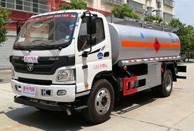 福田8吨小型加油车