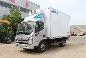 奥铃CTS_4.2米冷藏车