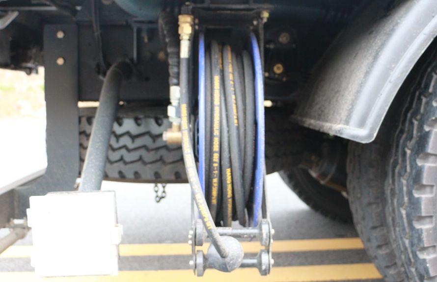 多利卡洗扫车侧高压冲洗卷盘