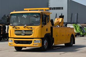 东风25吨重型清障车
