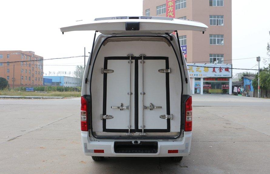 福田G7冷藏车后门图片