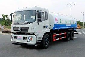 东风新款20吨洒水车
