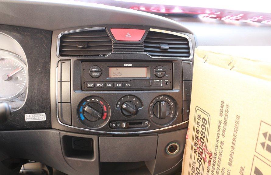 东风多利卡5.1米冷藏车中控锁图片