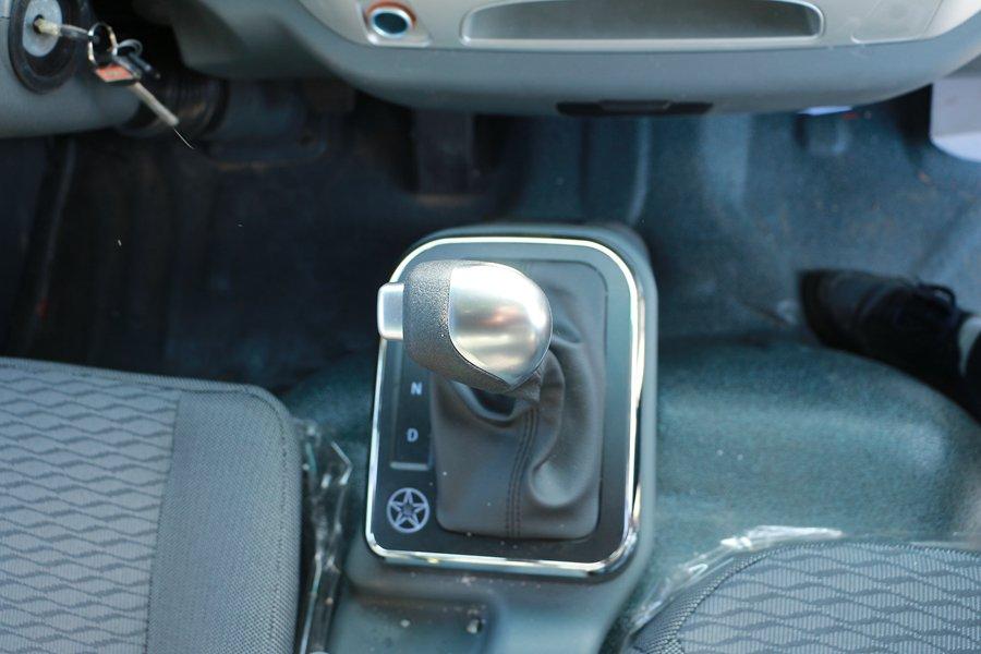 大运4.2米纯电动冷藏车直驱变速箱图片