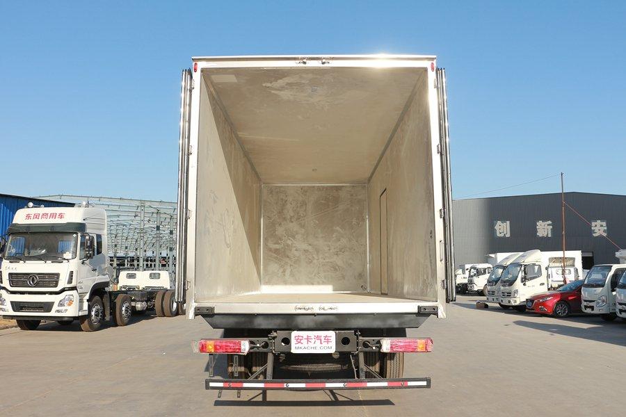 福田欧马可S5冷藏车厢体图片
