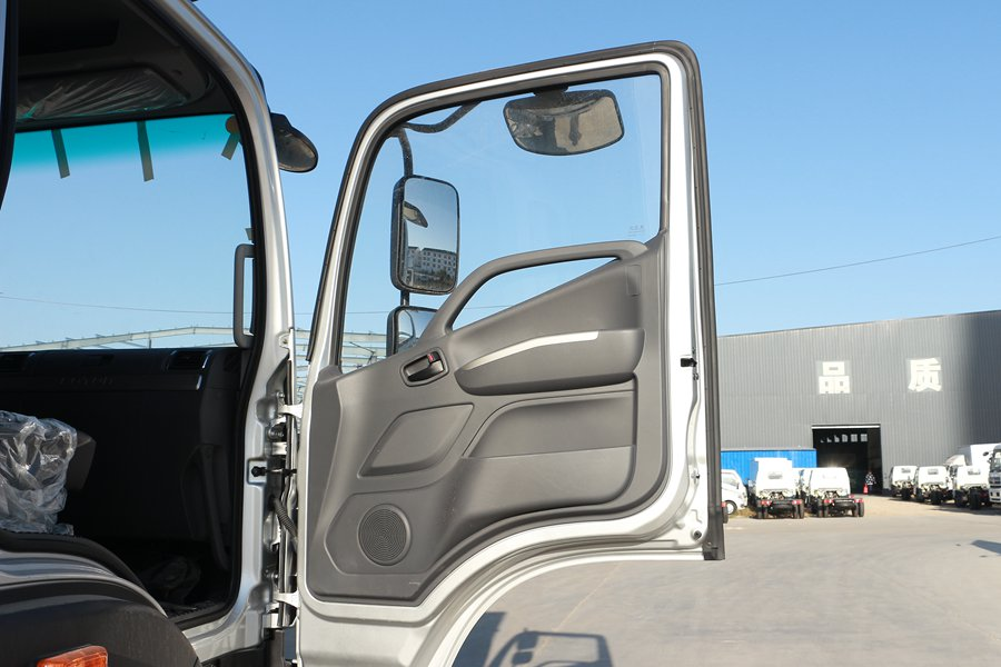 福田欧马可S5冷藏车电动门窗图片