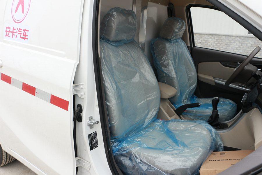 福田伽途ix5面包冷藏车座椅图片