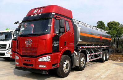 轻量化油罐车可省油还能多赚钱