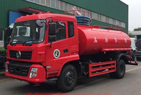 东风12吨消防洒水车