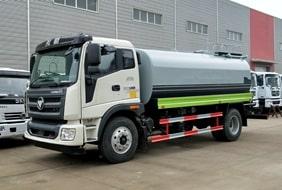 福田瑞沃12吨洒水车